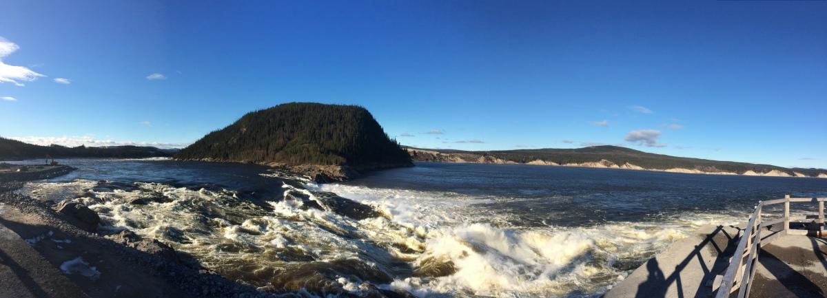 Muskrat Falls.